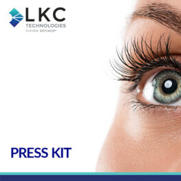 Cover page of the LKC press kit